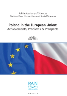 Poland in the European Union: Achievements, Problems & Prospects