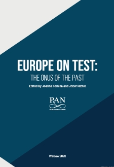 Europe on test: the onus of the past
